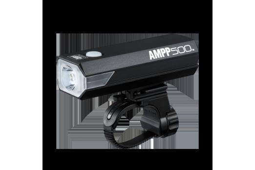 CATEYE lukturis AMPP500 melns