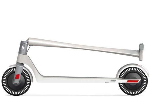 UNAGI e-scooter THE MODEL...