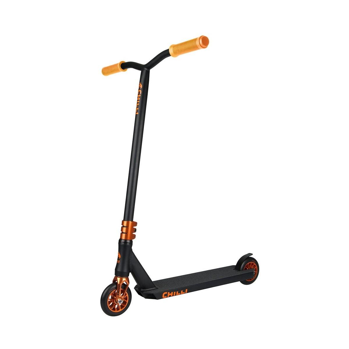 CHILLI scooter REAPER SUN orange/black