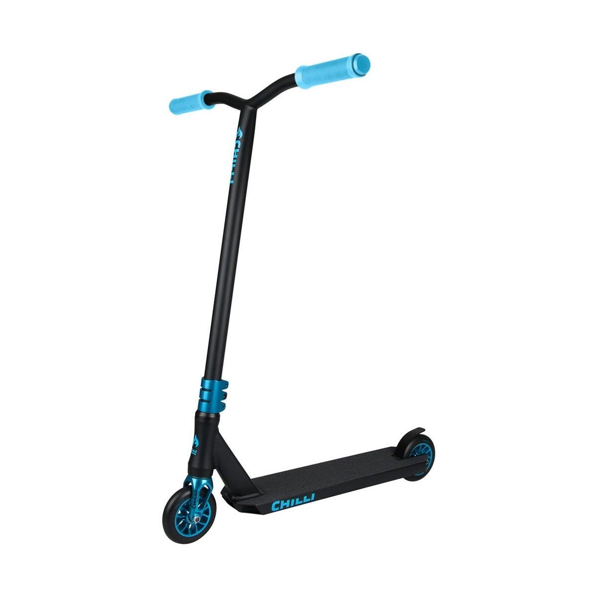 CHILLI scooter REAPER WAVE blue/black