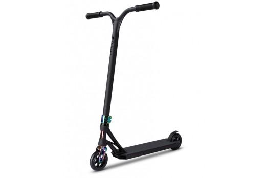 CHILLI scooter BEAST V2 BLACK NEOCHROME