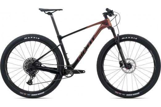 GIANT bicycle XTC ADVANCED 1.5