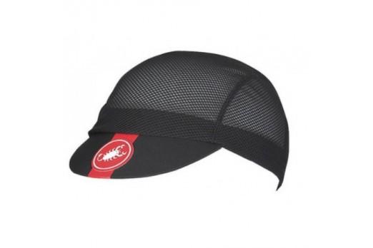 CASTELLI A/C CYCLING CAP black