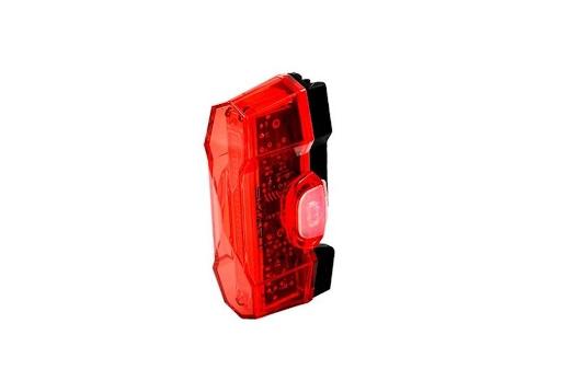 CYCLETECH aizmugurējais lukturis VULCAN SMART 3 LED USB
