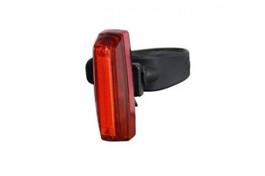 CYCLETECH aizmugurējais lukturis STOPMAX USB