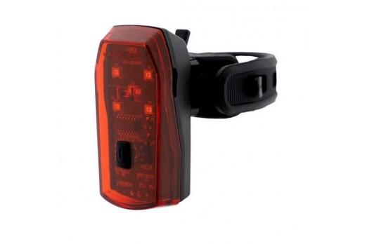 LUXTRA lukturis PREMIUM LED ar bremžu sensoru