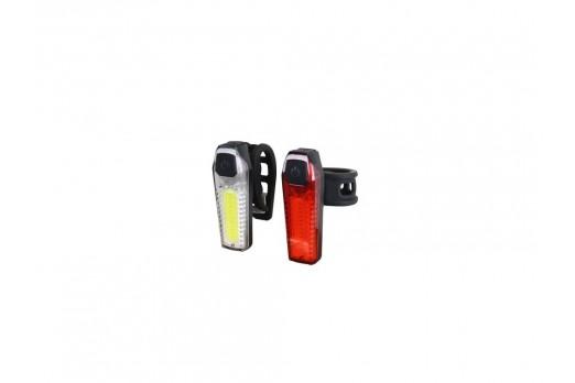 CYCLETECH light set USB...