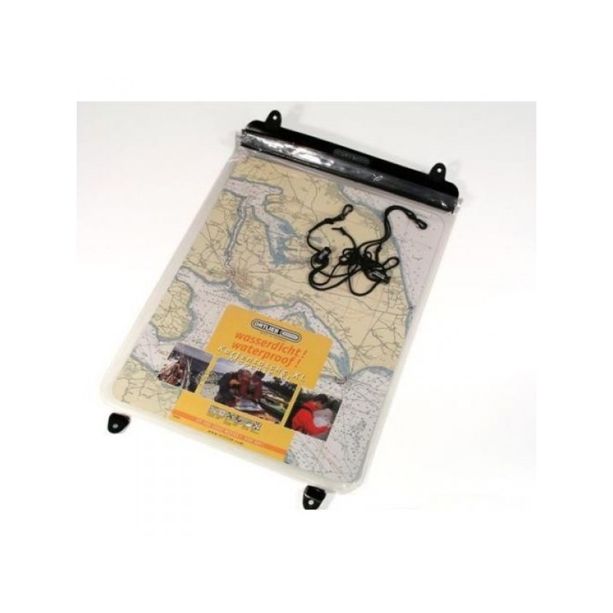 Ūdensdrošie maisi un iepakojumi Ortlieb Map Case XL