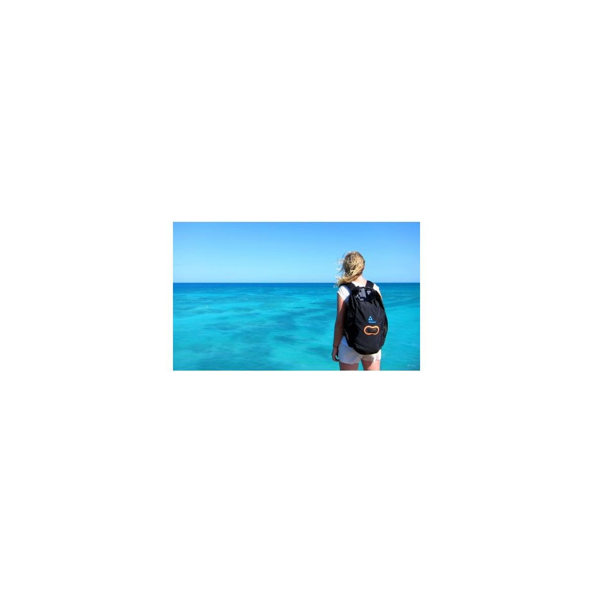Ūdensdrošie maisi un iepakojumi Aquapac Wet and Dry Backpack 35 L