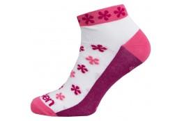 ELEVEN socks LUCA FLOWER pink