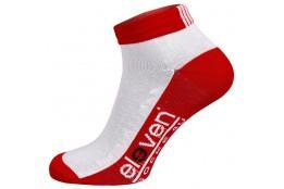 ELEVEN socks LUCA STRIPES red