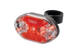 Velo lukturi TORCH Tail Bright 9X