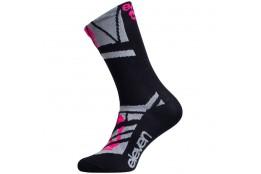 ELEVEN socks SUURI SKULL pink
