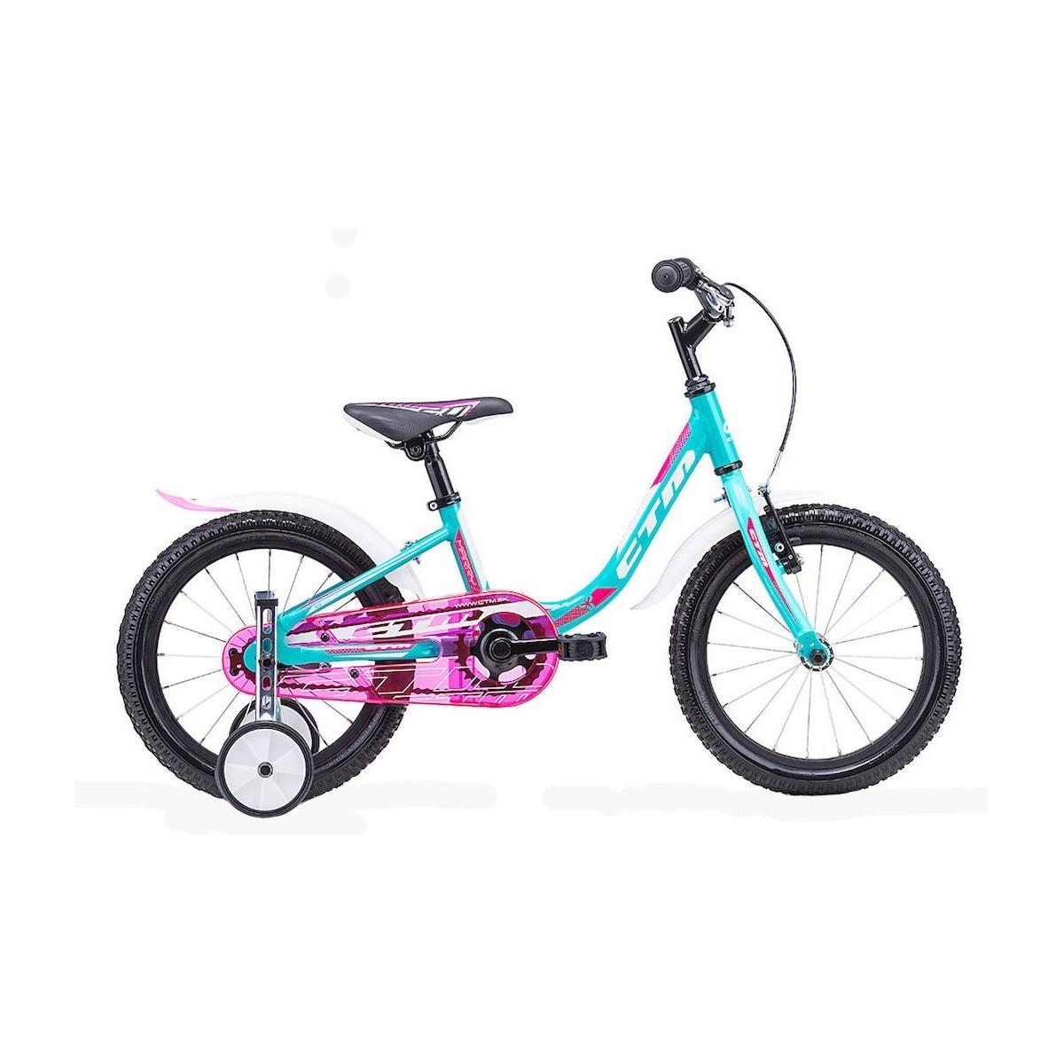 Kids bike CTM Marry light blue Color Light blue