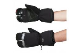 Aktīvam velobraucējam Northwave Husky Long Gloves