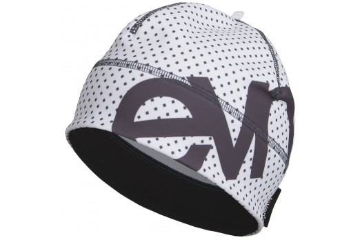 ELEVEN cap MATTY SHAPE white