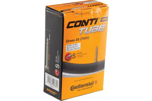 CONTINENTAL tube CROSS 28 x...
