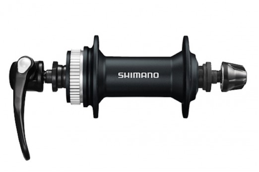 SHIMANO front hub ALIVIO...