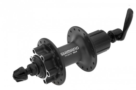 Bicycle hubs Shimano Deore FH-M475