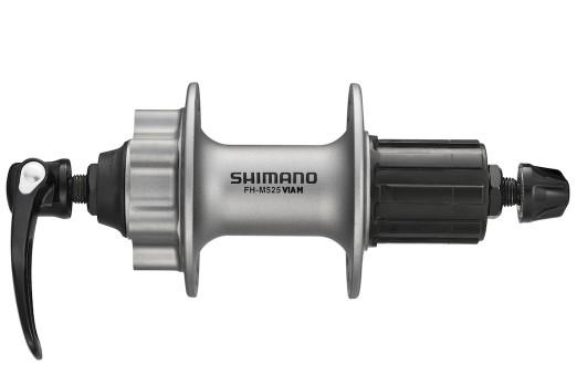Shimano Deore FH-M525 Silver bike freehubs