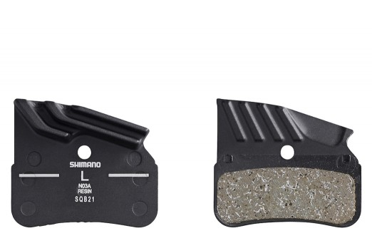 Shimano resin brake pads for MTB N03A