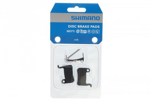 Shimano XTR M07Ti resin bremžu kluči
