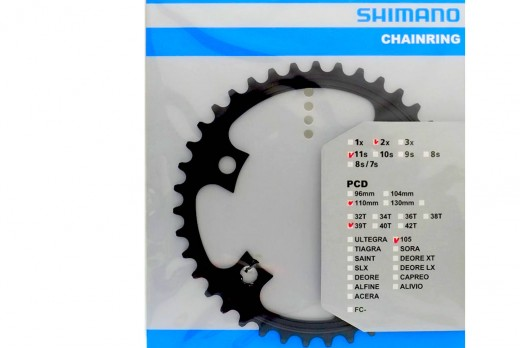 Shimano 105 FC-5800 53/39T