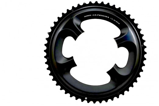 Shimano Ultegra FC-6800 52T-MB road bike chainrings