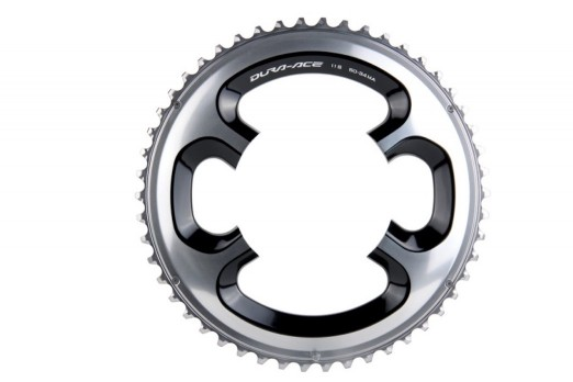 Shimano Dura Ace FC-9000 50T road bike chainrings