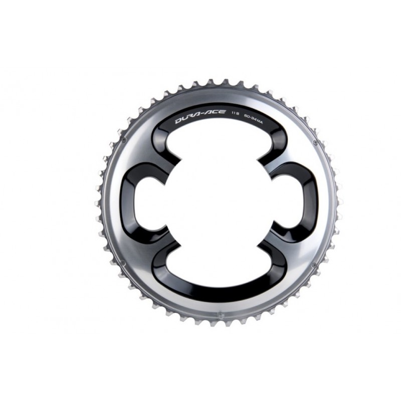 for 50-34T Shimano FC-9000 chainring 34T MA