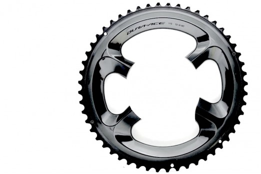Shimano Dura Ace FC-R9100 52T-MT road chainrings