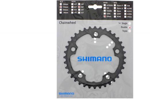 Shimano FC-CX70 36T chainwheels