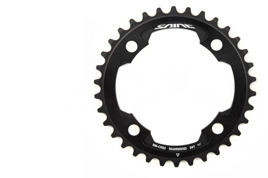 SM-CR82 34T Shimano Saint downhill chainrings