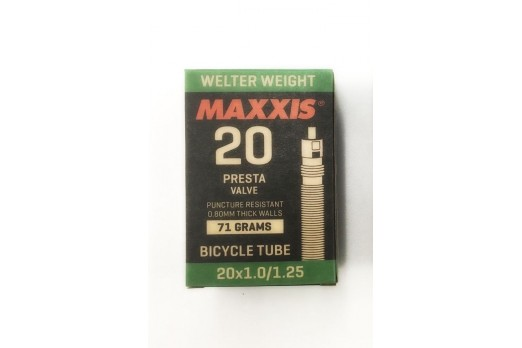 MAXXIS kamera WELTERWEIGHT...
