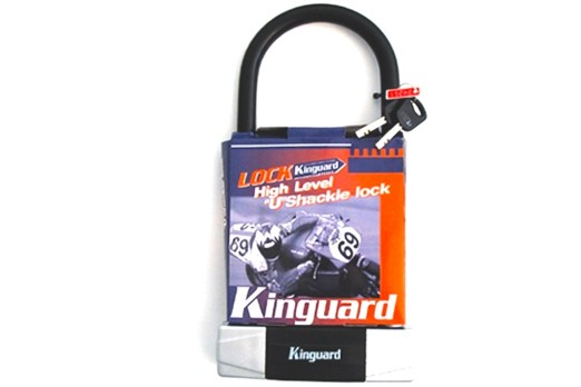 Velo saslēgs Kinguard U-Lock