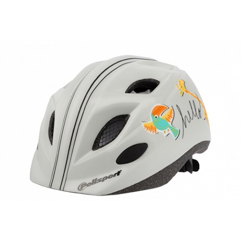 Kids bike helmets Polisport Kids Premium Hello