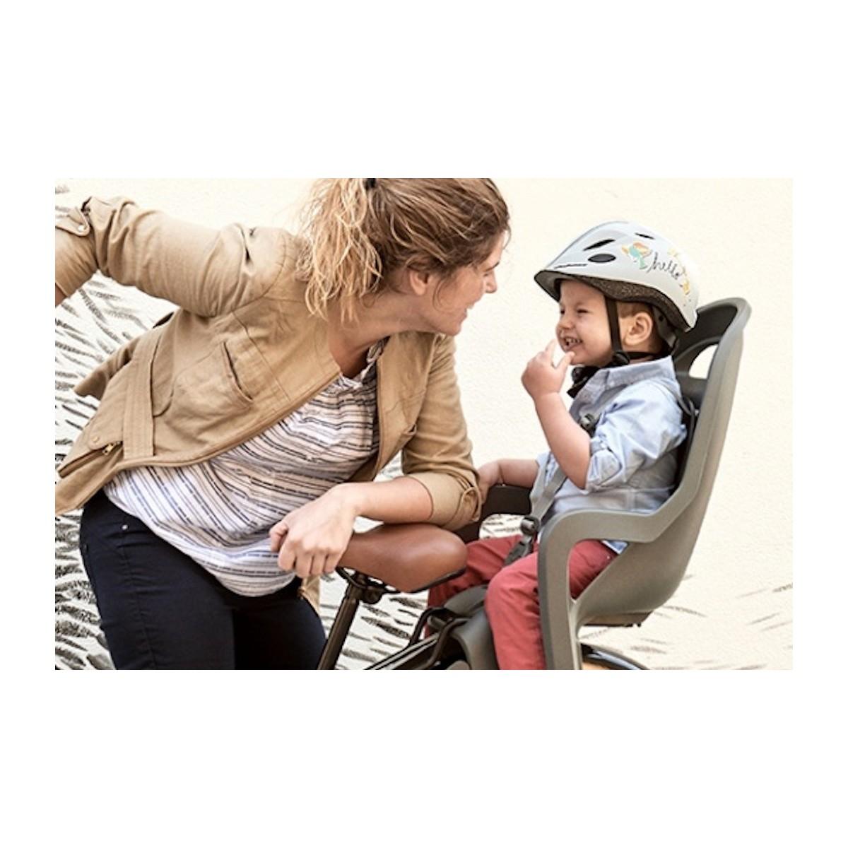 Kids bicycle helmets by Polisport