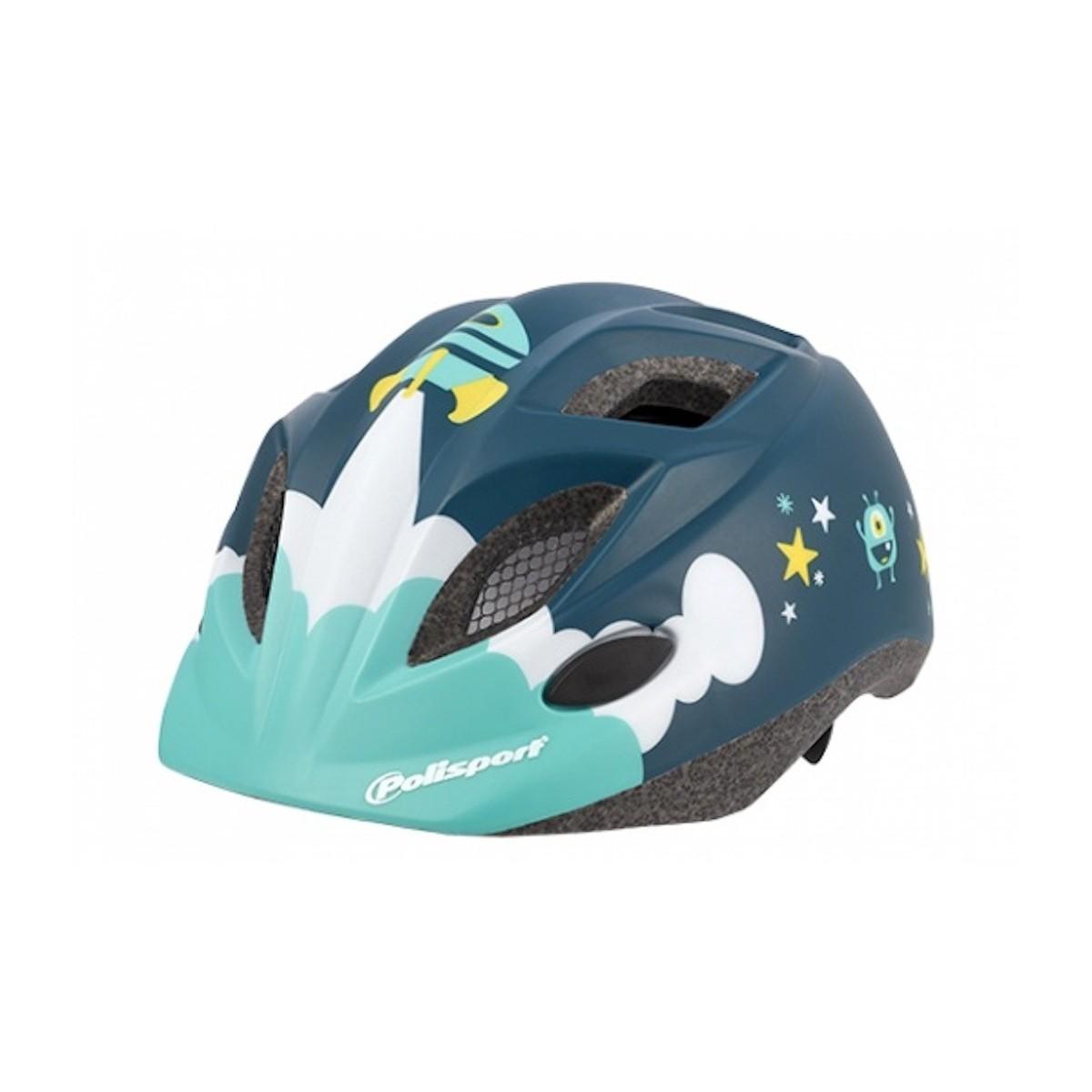 Kids helmets Polisport Kids Premium Spaceship
