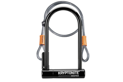Kryptonite Keeper 12 + cable