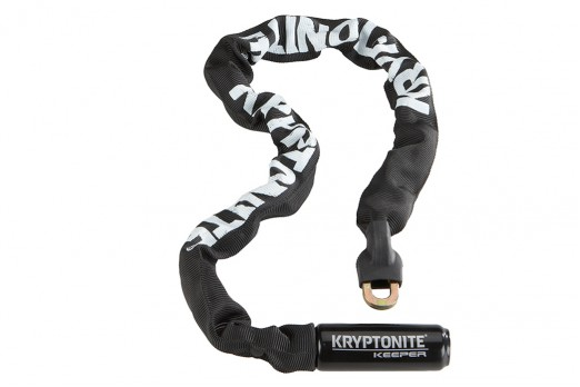 Kryptonite Keeper 785 integrated chain bike lock