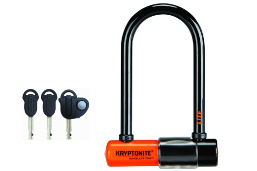 Kryptonite Evolution Lite Mini-6 bike u-lock