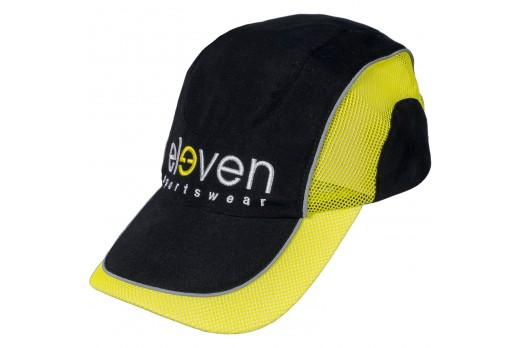 ELEVEN sports cap BLACK