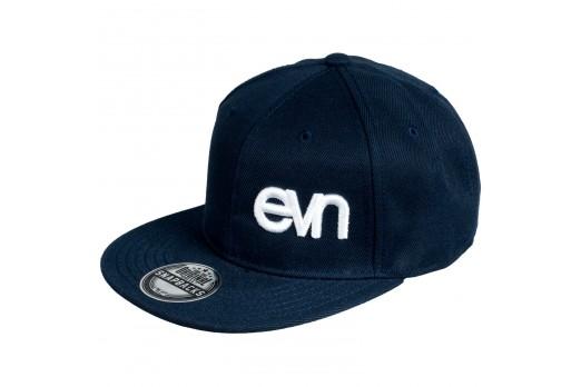 ELEVEN straight cap EVN navy