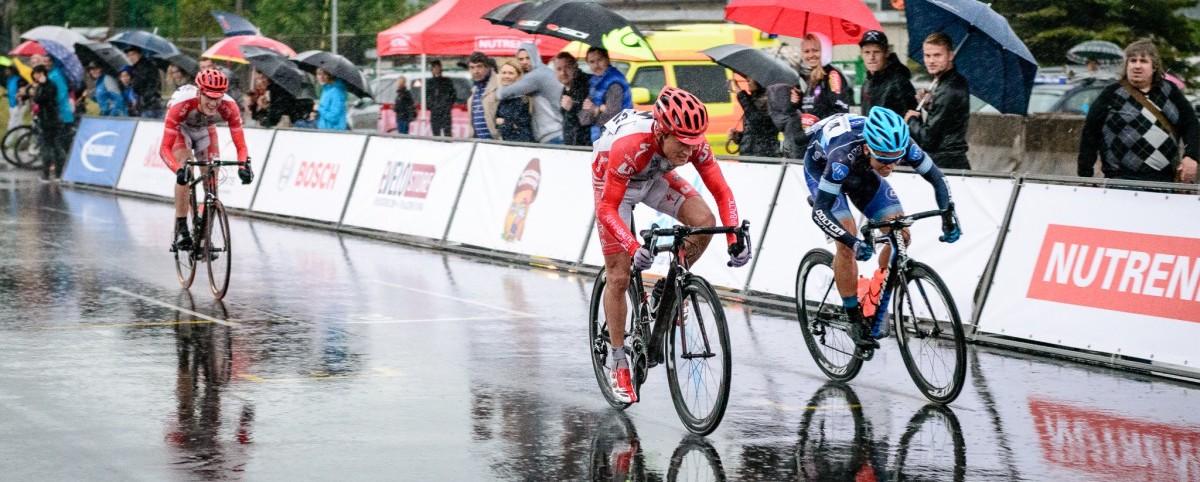 Emīls Liepiņš uzvar finiša sprintā